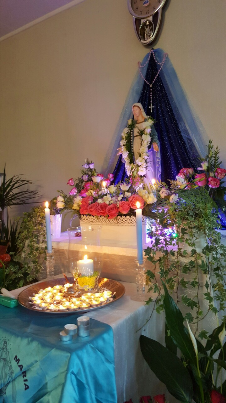 Mary visit 04062016